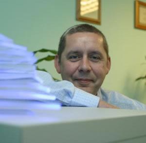 Hypnotherapist Ian Smith